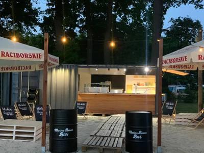 Marina Beach Bar już otwarty